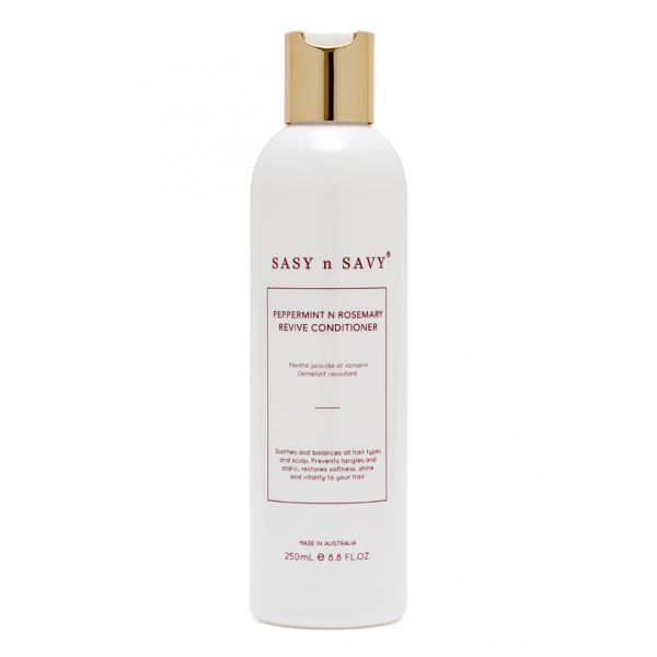 Peppermint n Rosemary Revive Conditioner 250mL